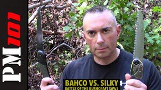 Bahco Vs. Silky: Battle Of The Bushcraft Saws - Preparedmind101