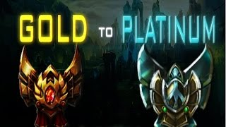 Omega Teemo -Gold to Platinum-League of Legends