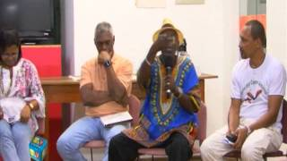Alô Pelô - Roda de conversa sobre a capoeira