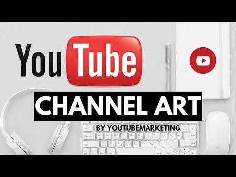 YouTube Banner 2018 // Best Website to Make YouTube Channel Art 2018