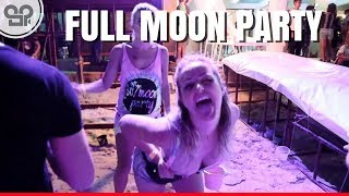 The Crazy Best Full Moon Party Video Ever 2016! Koh Phangan Thailand