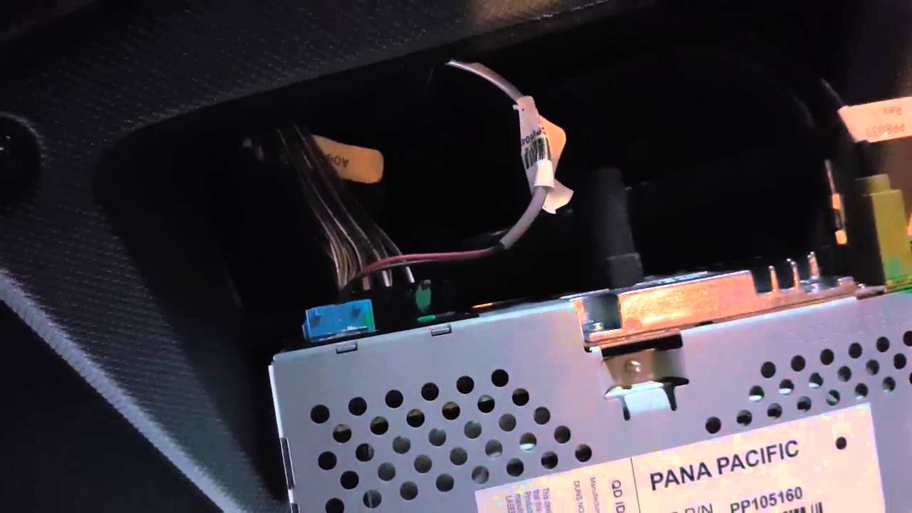 maxresdefault how to remove factory radio from freightliner cascadia evolution Car Stereo Wiring Harness at aneh.co