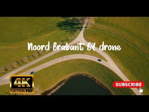 Noord Brabant, Netherlands Drone Video 4K - NTG Drone Media