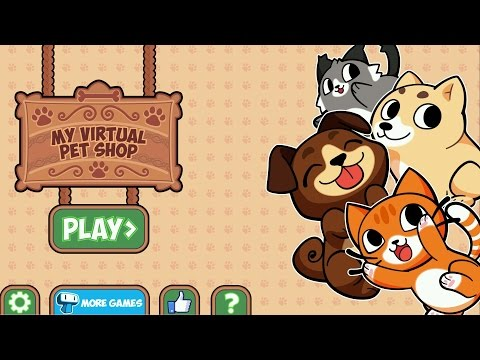 My Virtual Pet Shop - The Game Android Gameplay