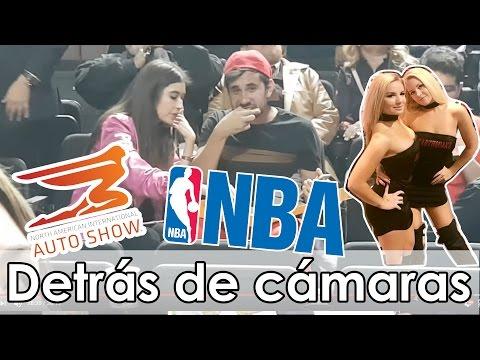 DETRÁS de CÁMARAS - Detroit/NBA y COFEPRIS