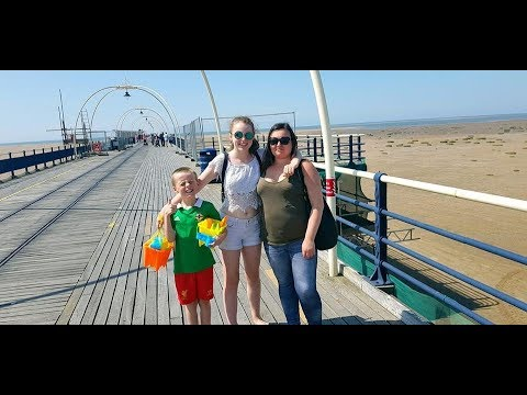 FAMILY TRIP TO SOUTHPORT!