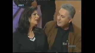 παγκρατιώτισσα~Γιώργος Σαρρής,Χάρις Αλεξίου