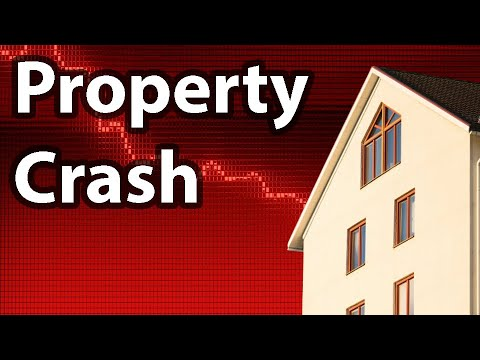 Will Property Crash, And Property Prices Decline?