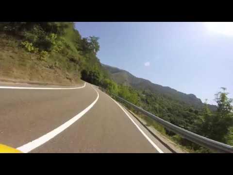 GREAT MOTORBIKE ROADS Picos de Europa (Spain)  N625 Cangas de Onis-Riaño
