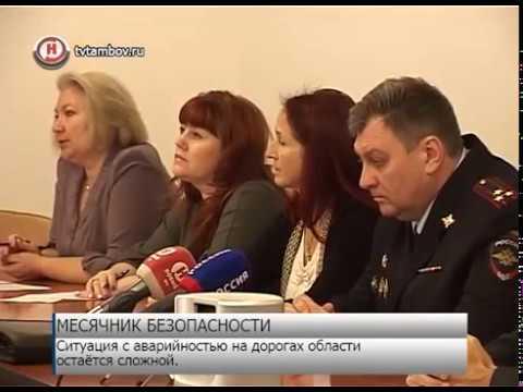 В Тамбовской области задержали 36 водителей в алкогольном опьянении