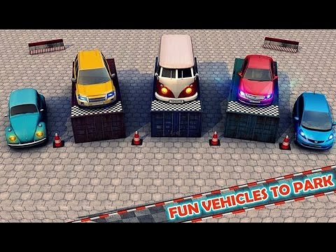 Ultimate Car Parking 3D - Android Gameplay HD