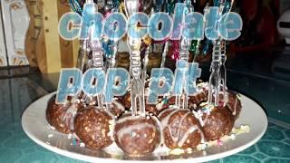Chocolate pop pit