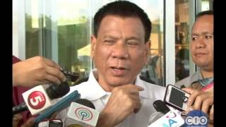 Mayor Rody Duterte Interview - March 7, 2014