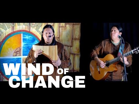 WIND OF CHANGE Cover SCORPIONS - INKA GOLD #StayHome And Help Save Lives #WithMe