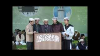 Jalsa Salana Qadian 2013 1st Day 2nd Session Tarana Muhammad Rashid & Group (Chorus)
