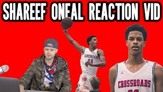 The Professor Reacts to Shareef O'neal.. McDonalds All American Game Snub?