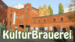 Berlin:  A Visit to KulturBrauerei - Life in East Germany