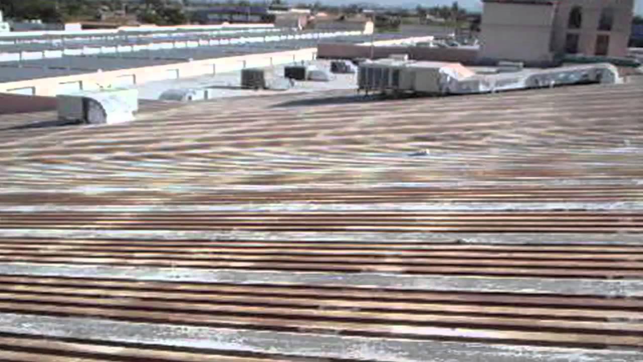 How To Restore Rusted Metal Roofs | Phoenix Arizona