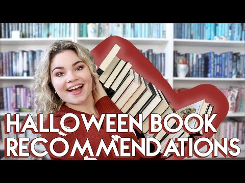 HALLOWEEN Book Recommendations! 🎃