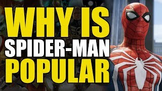 Why Is Spider-Man So Popular?