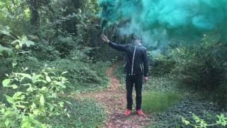 Green friction smoke bomb