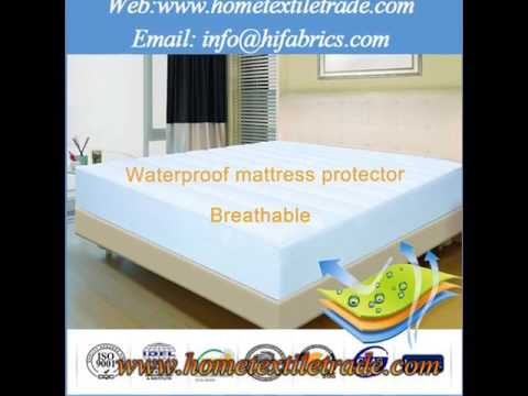 Allergy Proof Tery Toweling Mattress Protector Fitted Sheet
