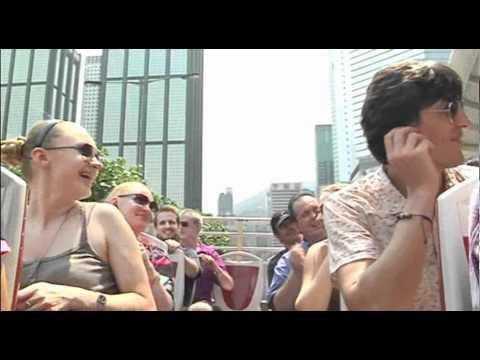 Big Bus Tours Hong Kong - Open-Top Sightseeing Tour Video