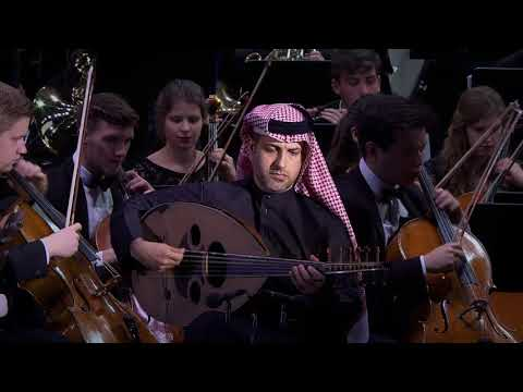 The GMJO with Christoph Eschenbach and Gautier Capuçon at Manarat Al Saadiyat / Abu Dhabi