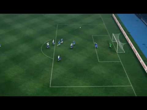 PES 2010 | Drogba Bicycle Kick Goal | Gol De Bicicleta