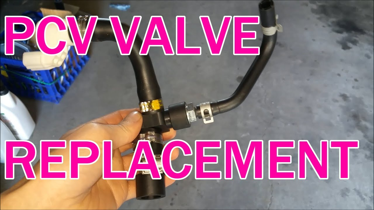 How To: PCV Valve Replacement on 4th Gen Legacy GTOutback XT  YouTube