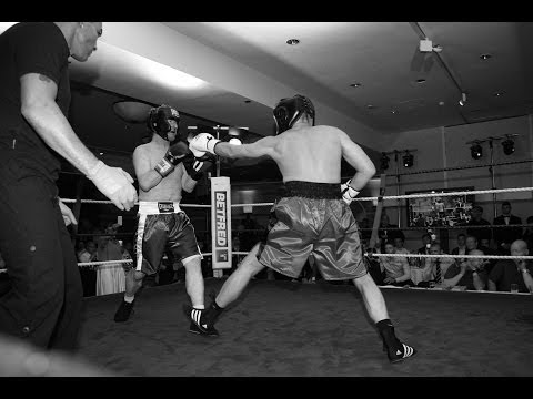 Business Heavyweights 2014 - Fight 2 - Pat Loftus V Ray Stenton
