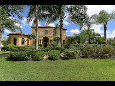 Spectacular tuscan home in lakewood ranch florida youtube - Tuscany sotheby s international realty ...