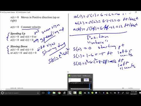 AB Unit 8 Lesson 2