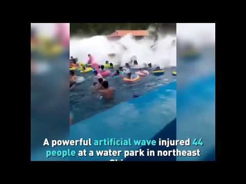 Bob and the Showgram - WATCH: Frightening New Footage of Wave Pool Disaster