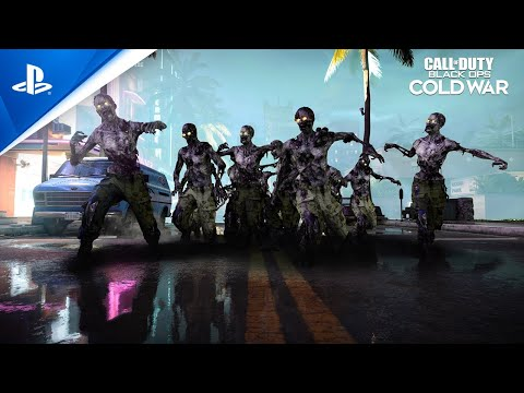 Call of Duty: Black Ops Cold War – Zombies Onslaught   PS4, PS5