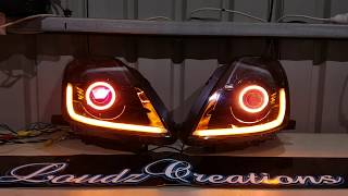 Loudz Creations - Custom Vehicle Lighting Designs - ViYoutube com