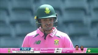 South Africa v Pakistan | 2nd ODI | Highlights