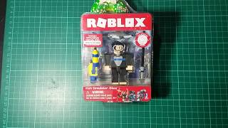 Roblox Fish Simulator Diver Unboxing