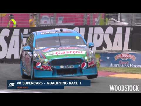 Clipsal 500 - Race 1 Qualifying Woodstock Highlights