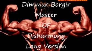 Master of Disharmony intro extended version