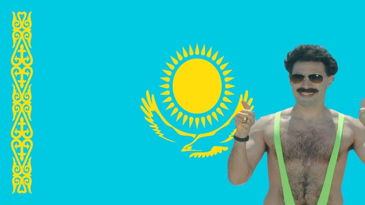 Kazakhstan Borat anthem- lyrics