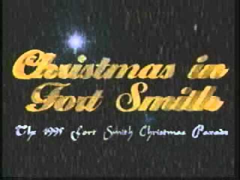 Fox 46/15 Show Open: 1995 Fort Smith Christmas Parade