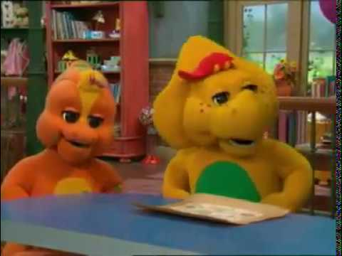 Barney And Friends - Counting and Letters (Bahasa Indonesia