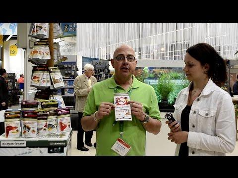 Macenauer TV - Dennerle přírodní krmiva pro sladkovodní i mořské ryby (CZ titulky)