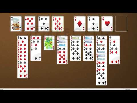 Solution to freecell game #26576 in HD