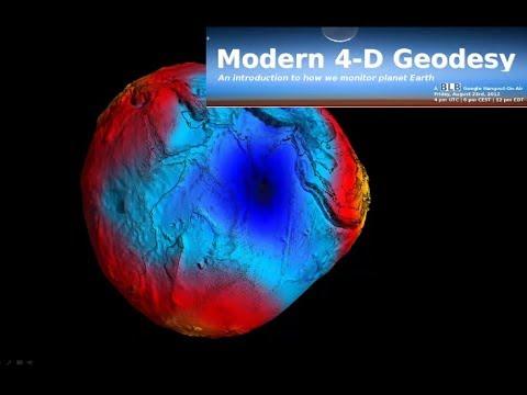 Modern 4-D Geodesy