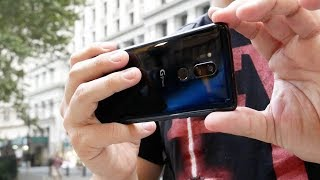 LG G7 ThinQ Camera In Real Life - Go Wide!