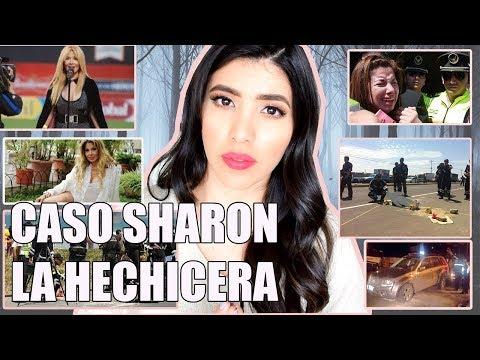 CASO SHARON LA HECHICERA   #MARTESDEMISTERIO