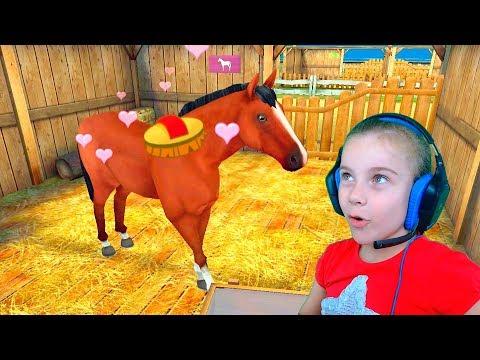 Животные в приложении для детей! Развивающие Игры для детей