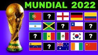 Predicción Clasificados al Mundial Qatar 2022 !
